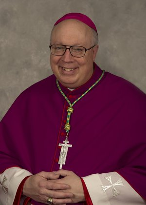 Bishop Joseph R. Binzer portrait