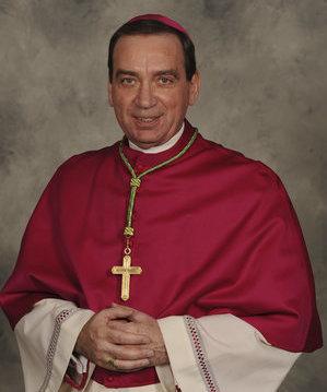 Archbishop Dennis M. Schnurr portrait