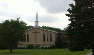St. Augustine Church exterior