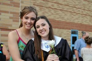 Rachael and Alyssa Lewis
