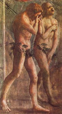 """Masaccio """"Expulsion"""""""