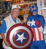 Joe and Cap