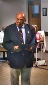 Mayor John A. Smith