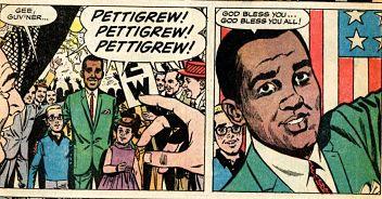 Pettigrew denouement