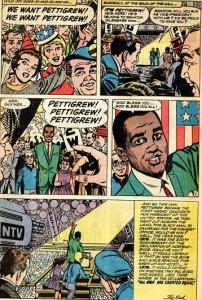 Pettigrew for President