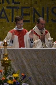 PL and Archbishop Schnurr