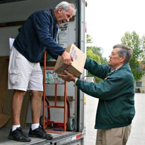 Ted unloading food edited